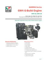 GW4 G-Build Engine