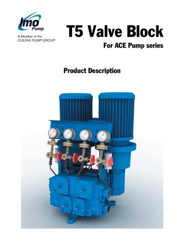 T5 valve block - IMO AB - PDF Catalogs | Technical Documentation