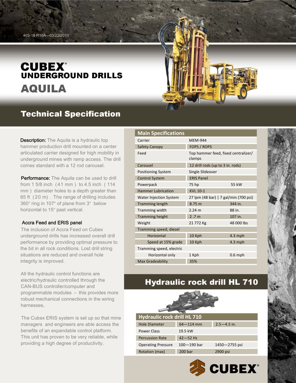 Aquila Cubex Pdf Catalogs Technical Documentation Brochure 5 3 Wiring Harness And Computer 1 Pages