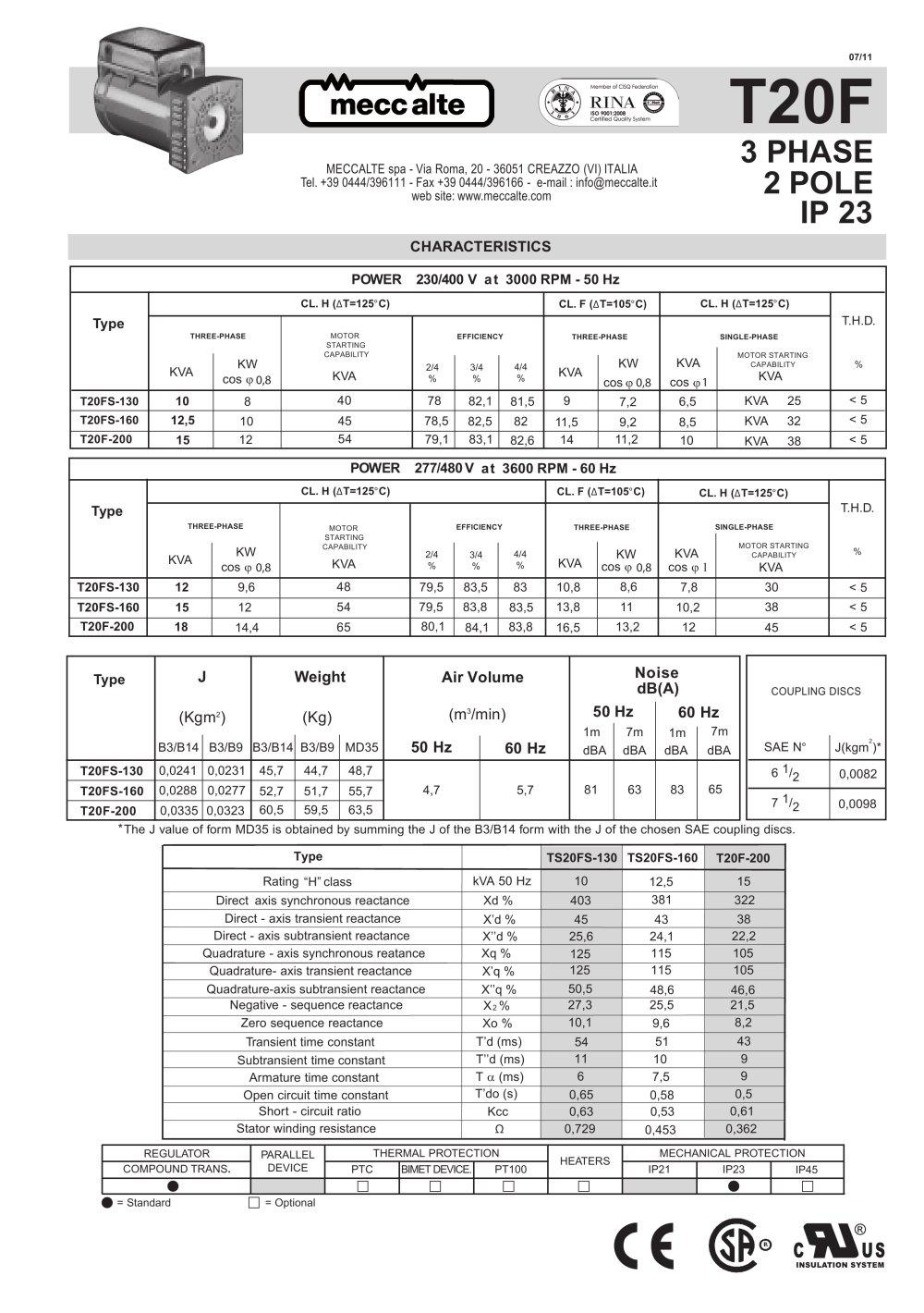 t20f 2poles mecc alte pdf catalogue technical documentation rh pdf directindustry com Cummins Generator Mecc Alte 680Kva UVR Menual Mecc Alte Generator
