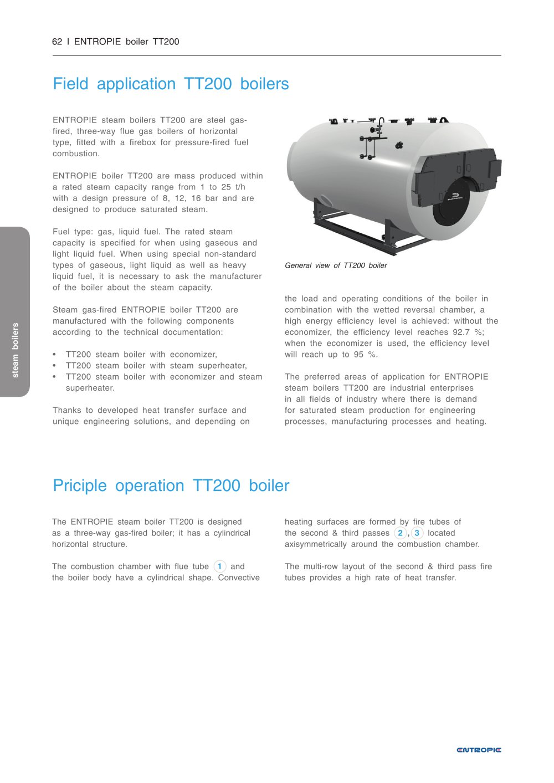 TT200 boilers - Entropie Heizungssysteme - PDF Catalogue   Technical ...