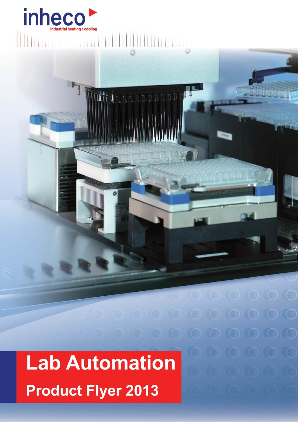 inheco product flyer inheco gmbh pdf catalogue technical inheco product flyer 1 4 pages