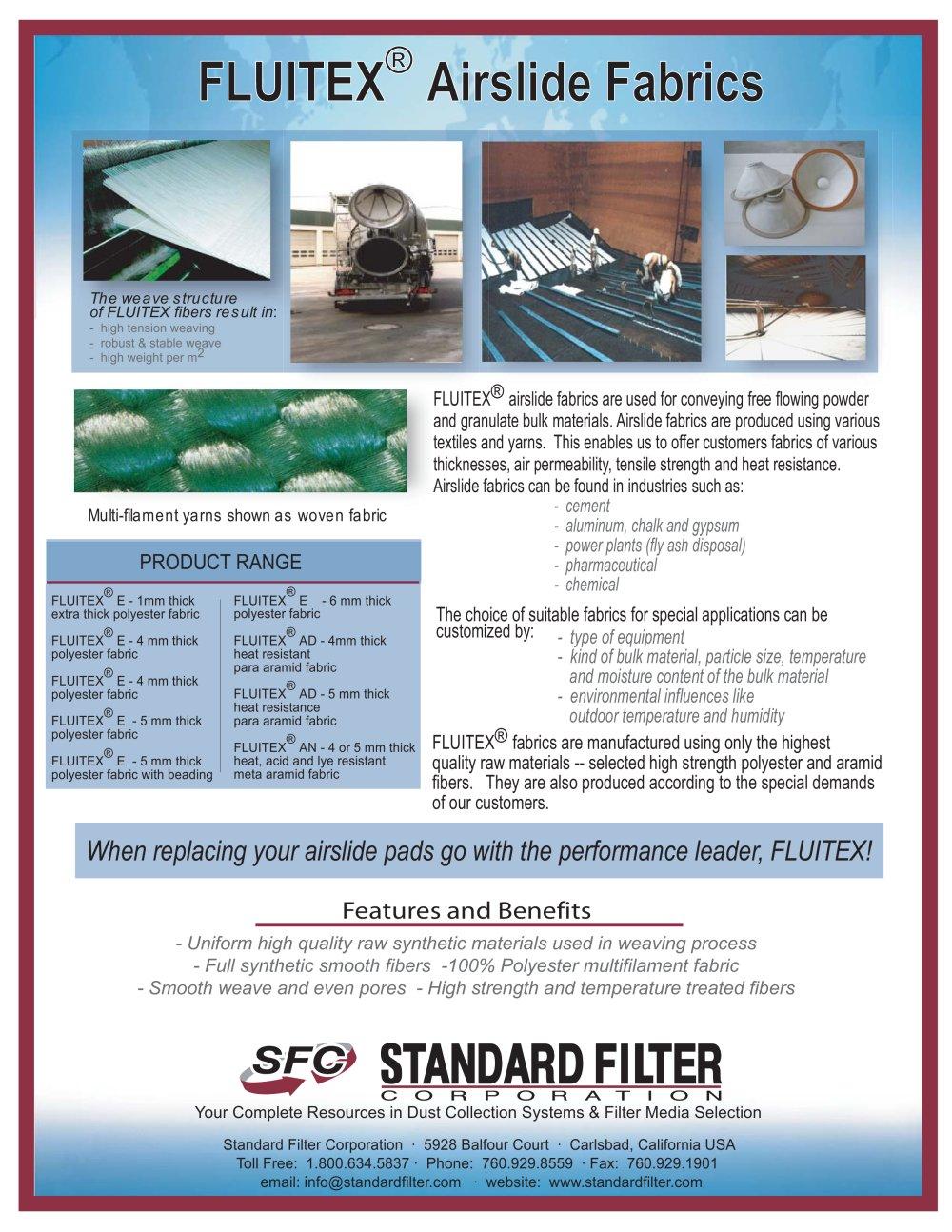 Airslides - Standard Filter Corporation - PDF Catalogue | Technical ...