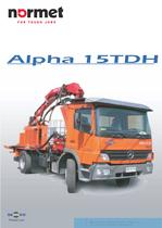 Alpha 15 TDH