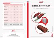 Linear motors iLM