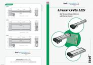 Linear Units LES 4/5/6 - Ball Screw Drive Ø 16