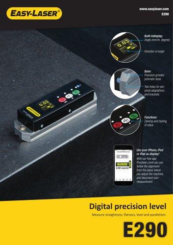 Easy-Laser® E290 Digital Precision Level