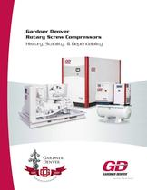 Rotary Screw 60Hz Compressor Family Brochure
