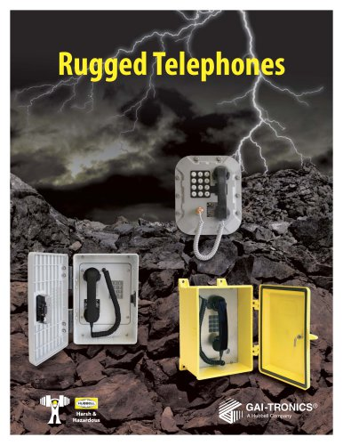 Rugged Telephone