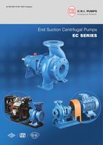 END SUCTION PUMPS 50 HZ