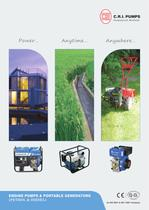 ENGINE PUMPS &amp; PORTABLE GENERATORS