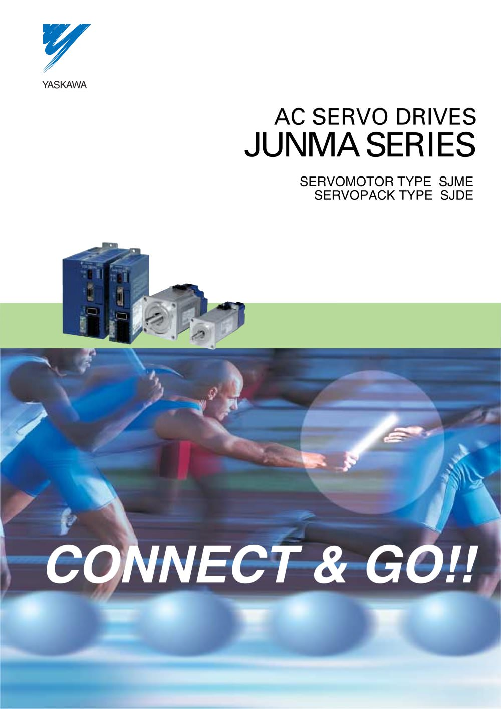 AC SERVO DRIVES JUNMA SERIES - YASKAWA - PDF Catalogue | Technical ...
