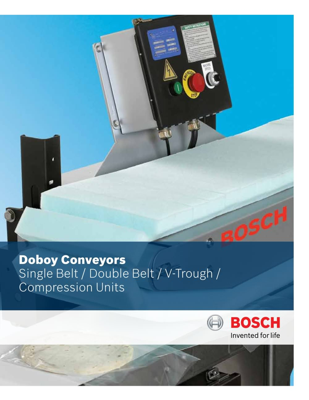 Doboy Conveyors - 1 / 4 Pages