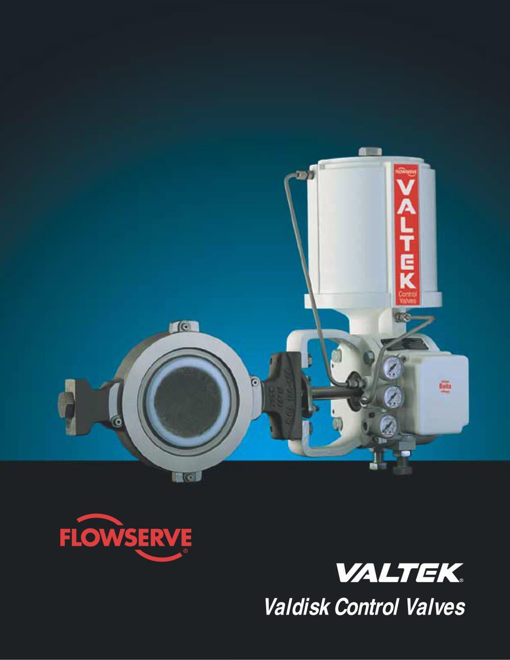Valdisk control valves flowserve pdf catalogue technical valdisk control valves 1 12 pages nvjuhfo Choice Image