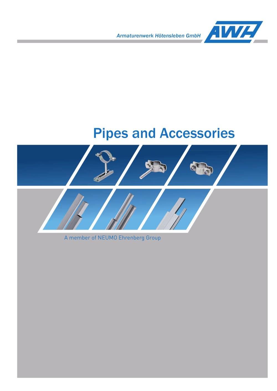 Catalogue AWH Pipes and Accessories 4.0 - Armaturenwerk Hötensleben ...