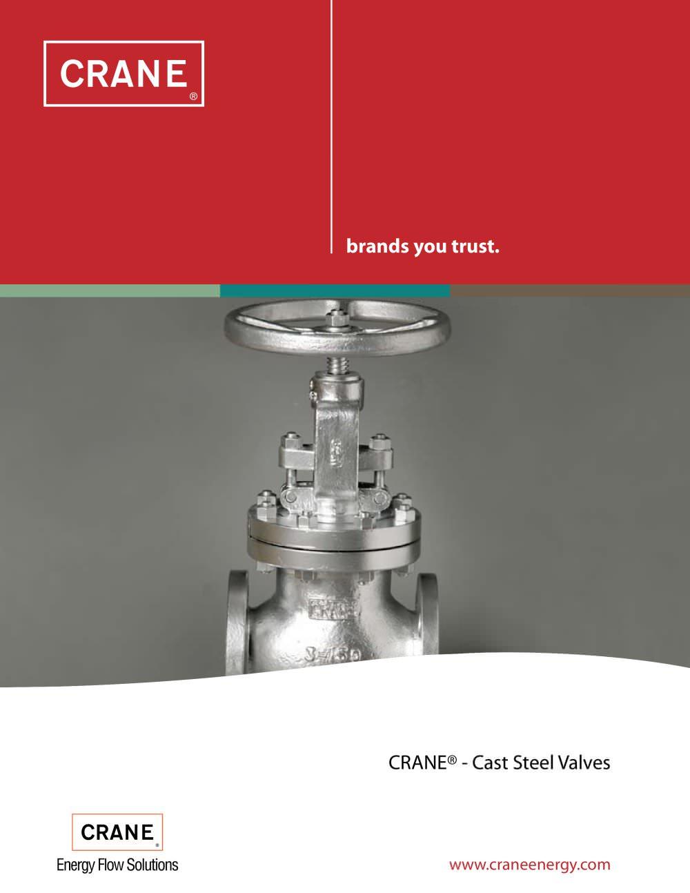 Crane cast steel gate valves crane process flow technologies gmbh crane cast steel gate valves 1 8 pages ccuart Image collections