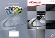 Sheet metal roofing welding tools