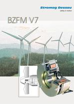 Electromagnetic Spring Applied Brake BZFM V7