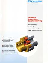 Flexible Gurimax Insert Couplings