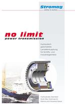 no limit - power transmission - Hydraulically Operated Multi-Disc Clutches for Marine and Industrial Gears