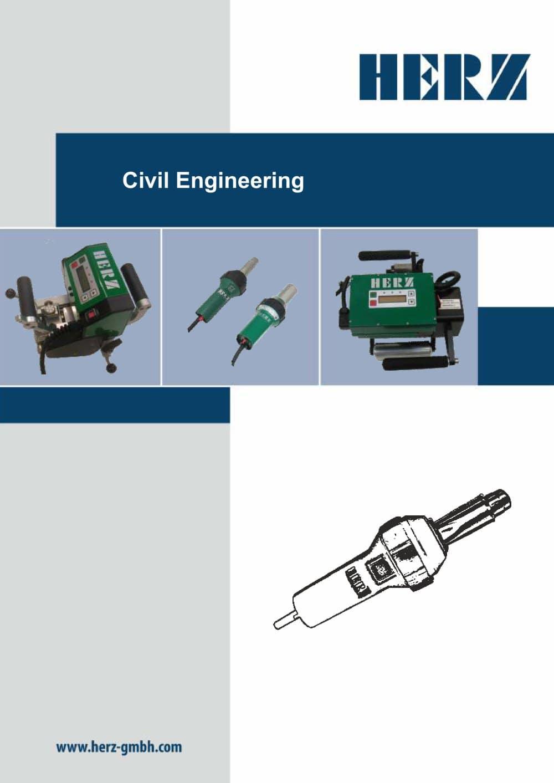 Civil Engineering - Herz GmbH - PDF Catalogue | Technical ...