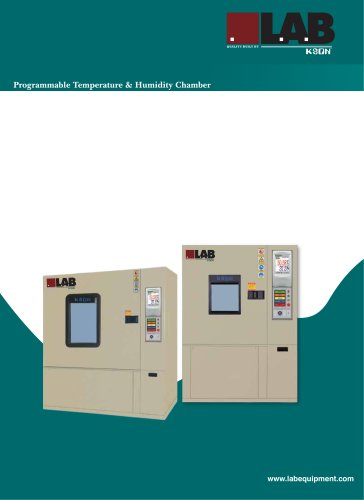 TS and THS Series Test Chambers