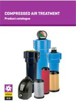 Catalogue OMEGA AIR - compressed air treatment - 2013