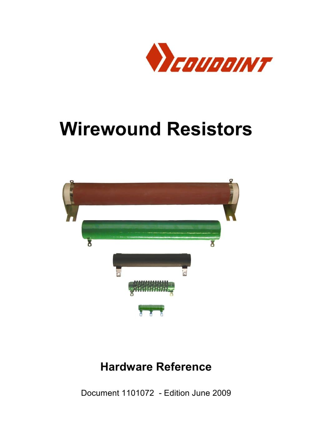 Coudoint Wirewound Resistors Documentation - COUDOINT S.A.S. - PDF ...
