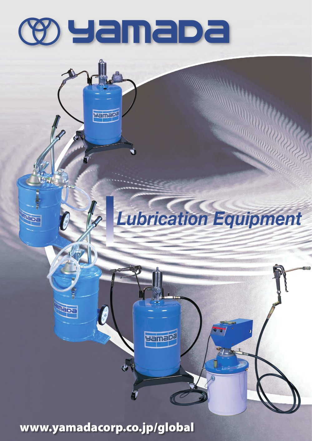 Lubrication equipment yamada corporation pdf catalogue lubrication equipment 1 24 pages ccuart Choice Image