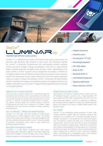 DayCor(R) Luminar HD