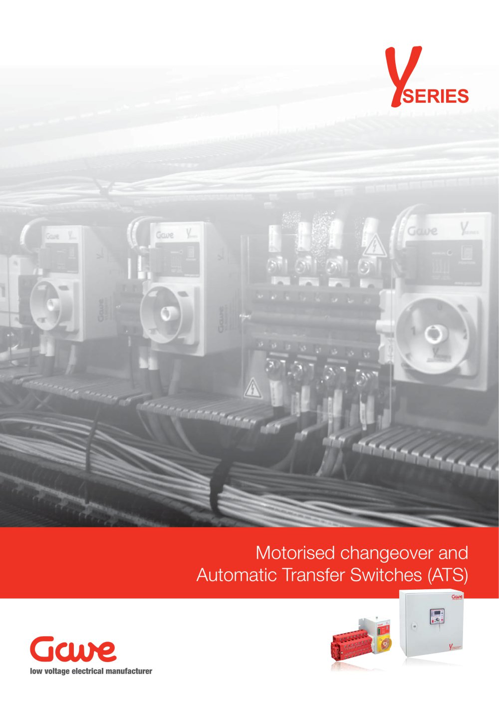 Motorised Changeover Switches And Ats Gave Electro Pdf Catalogue Details About Automatic Transfer Switch Controller Build Your 1 32 Pages