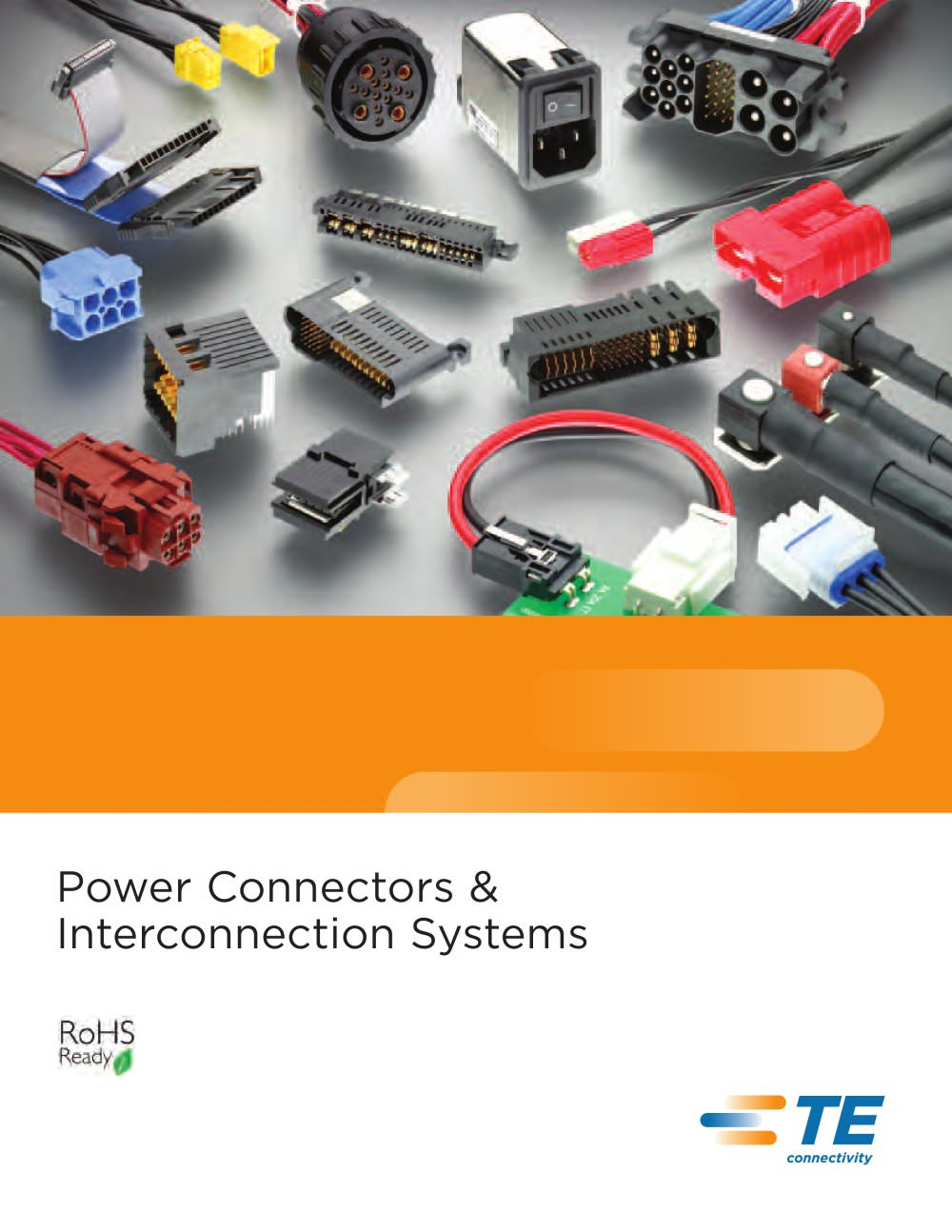 Power Connectors Interconnection Systems TE Connectivity
