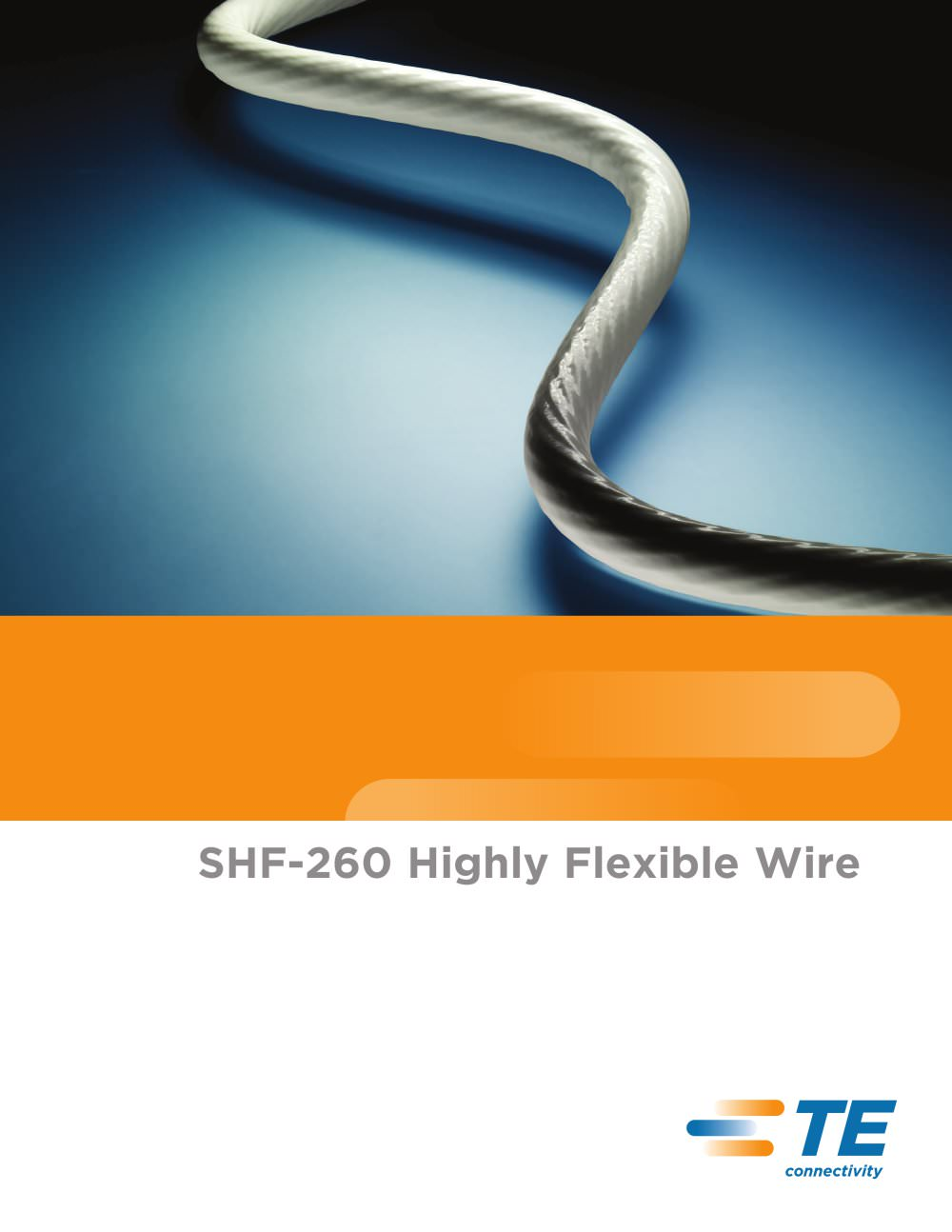 SHF-260 Highly Flexible Wire - TE Connectivity - Magnet Wire - PDF ...