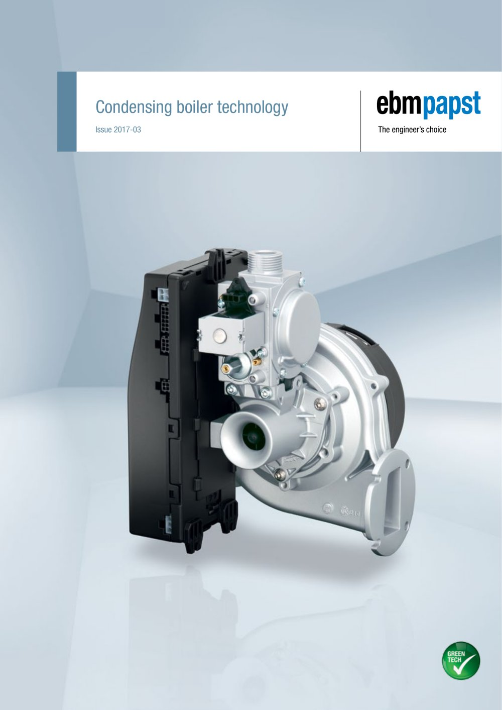 Condensing boiler technology - ebm-papst - PDF Catalogue | Technical ...