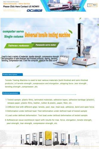 HD-A520 Free Fall Packing Drop Testing Machine