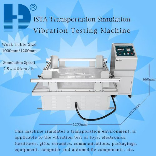 Intelligent Simulation Transport Vibration Testing Machine