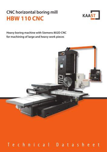 HBW 110 CNC