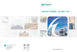 Active power filter|APF