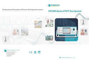 CT Analyzer PCT200 Series | 0-120V