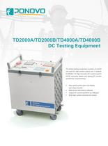 CT/PT Primary Injection and Testing T4000