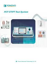 Current Transformer Test Set PCT100i&PCT200i