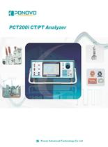 Current Transformer Test Set PCT200i