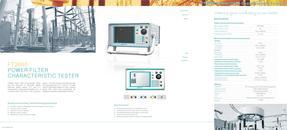 DC tester FT3000|0.01 mA?10 mA