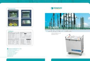 DC testing equipment TD4000