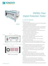 Digital protection test set-PNS801