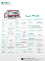 Power relay tester PW430D