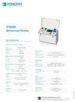 Primary Injection T1000|0-600V ac/dc