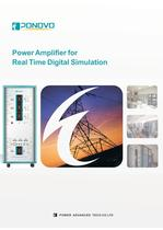 Real Time Simulation Amplifier