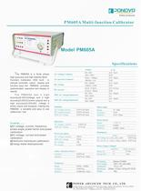 Three phase manual controller