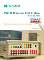 Universal Tester -Relay Test Set-L336i